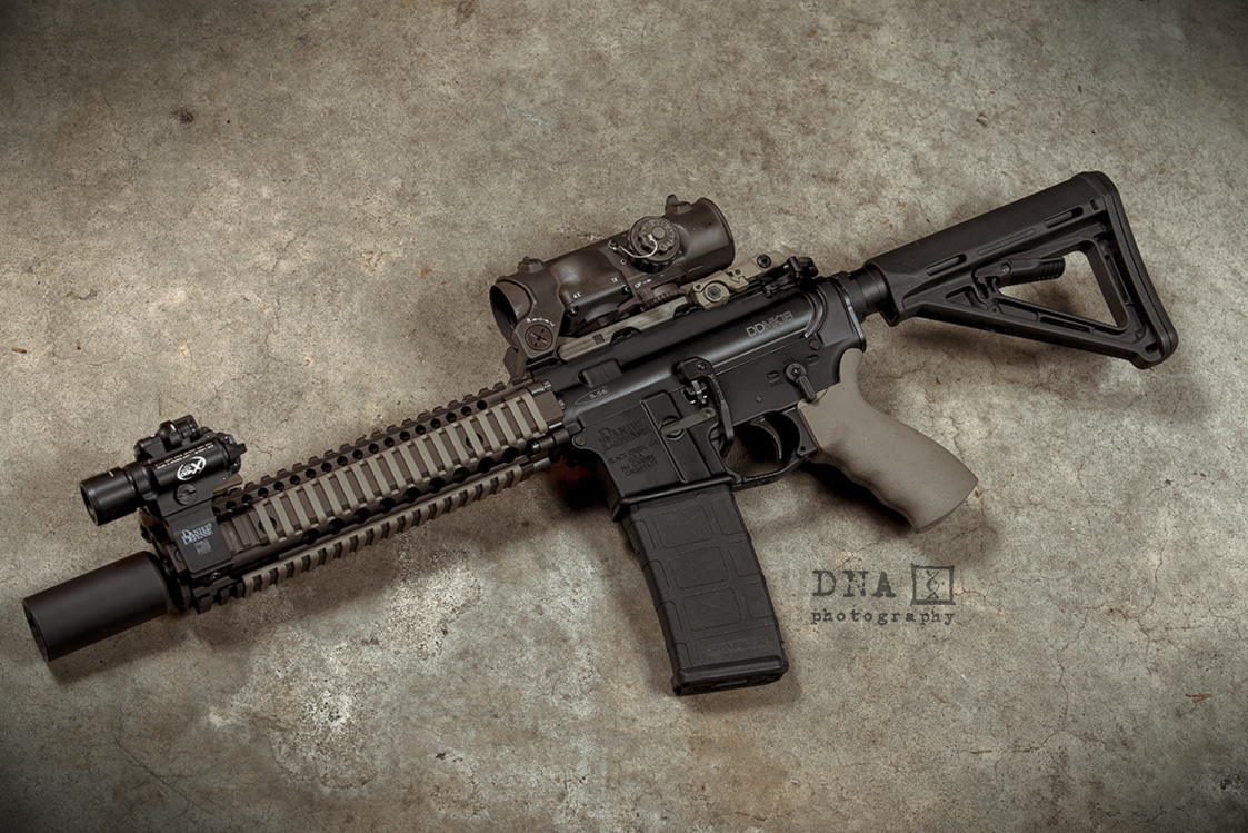 Mk18 With Pics